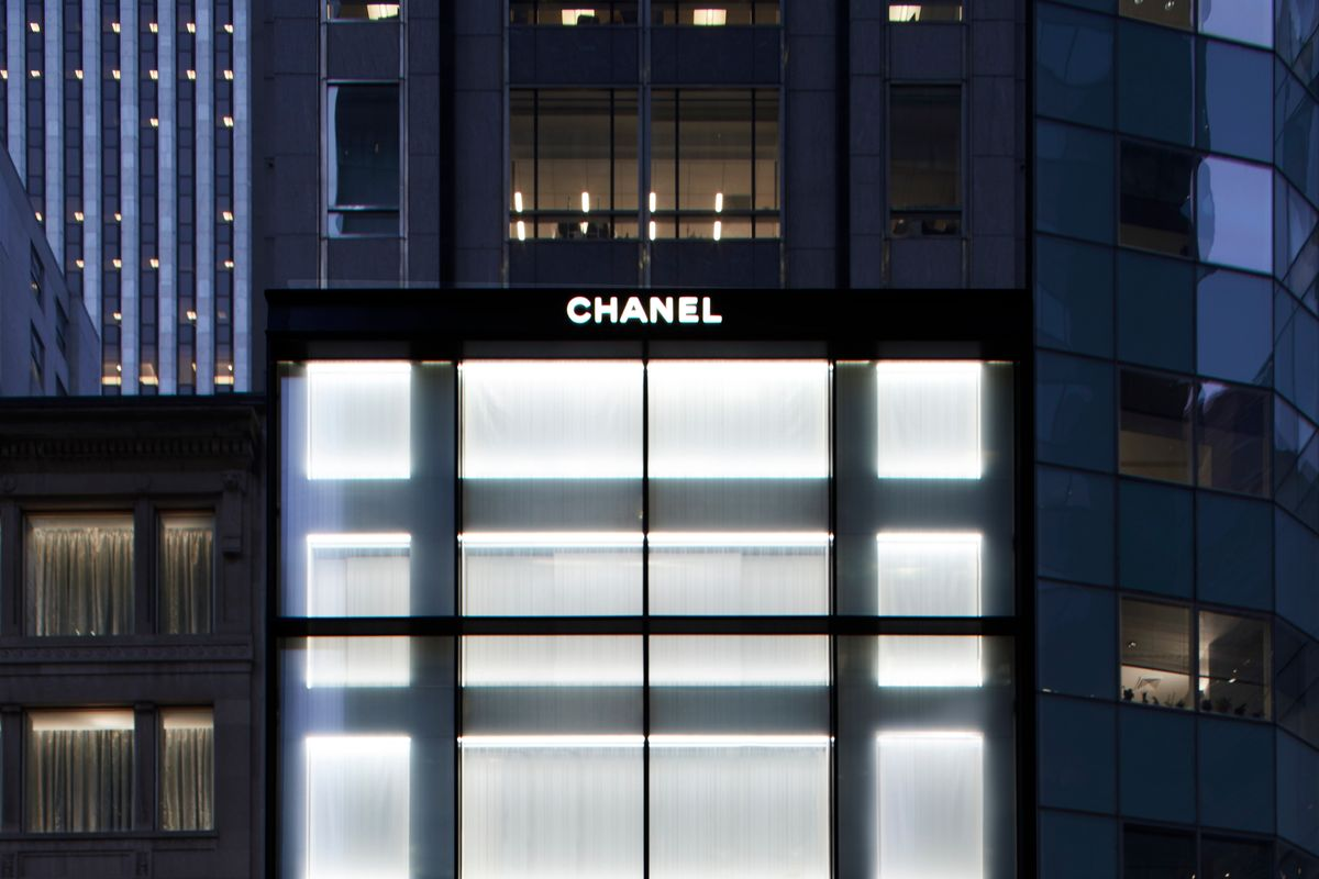 Chanel Unveils Its Newly Designed 57th Street Flagship