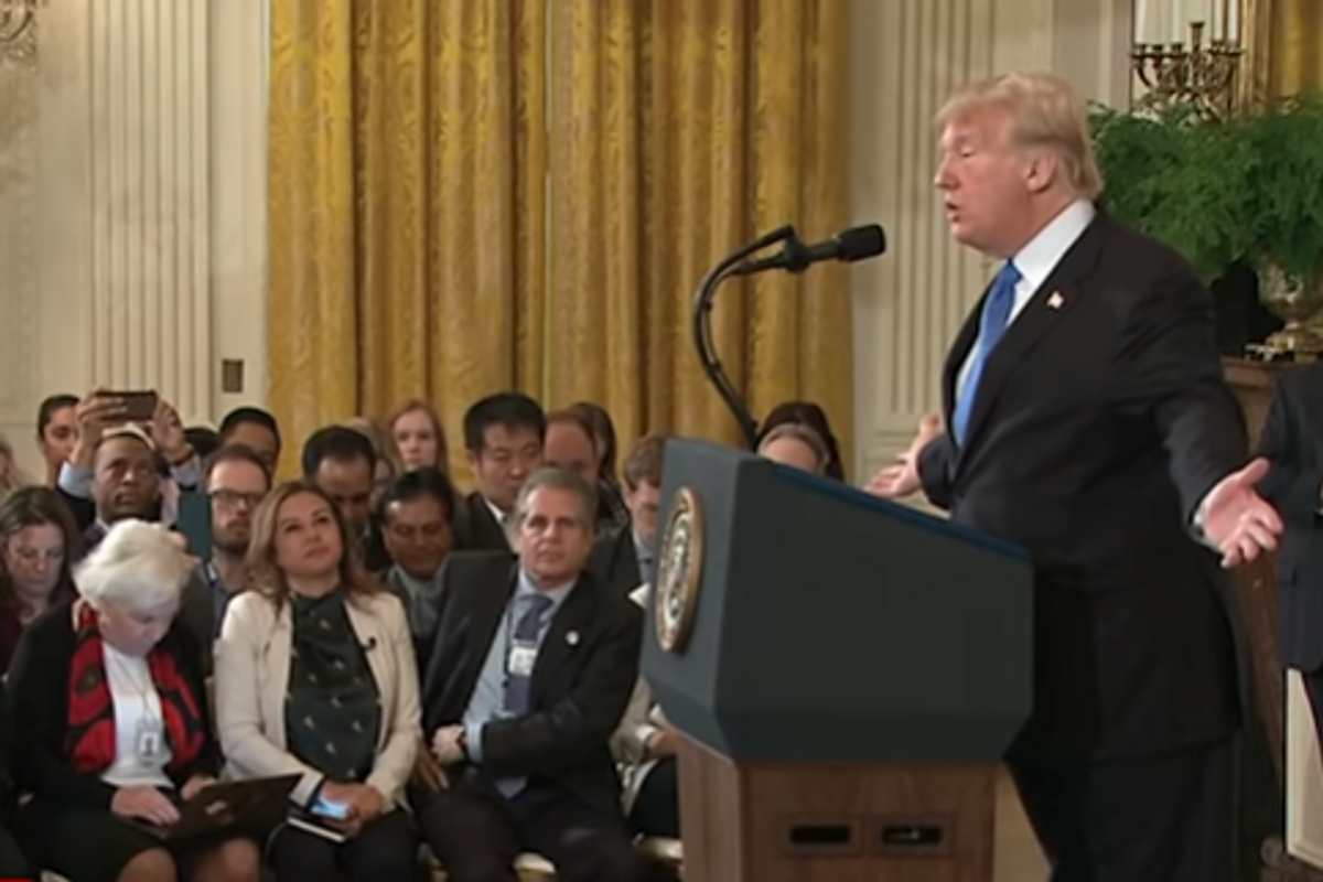 Judge Reinstates Jim Acosta's White House Press Credentials