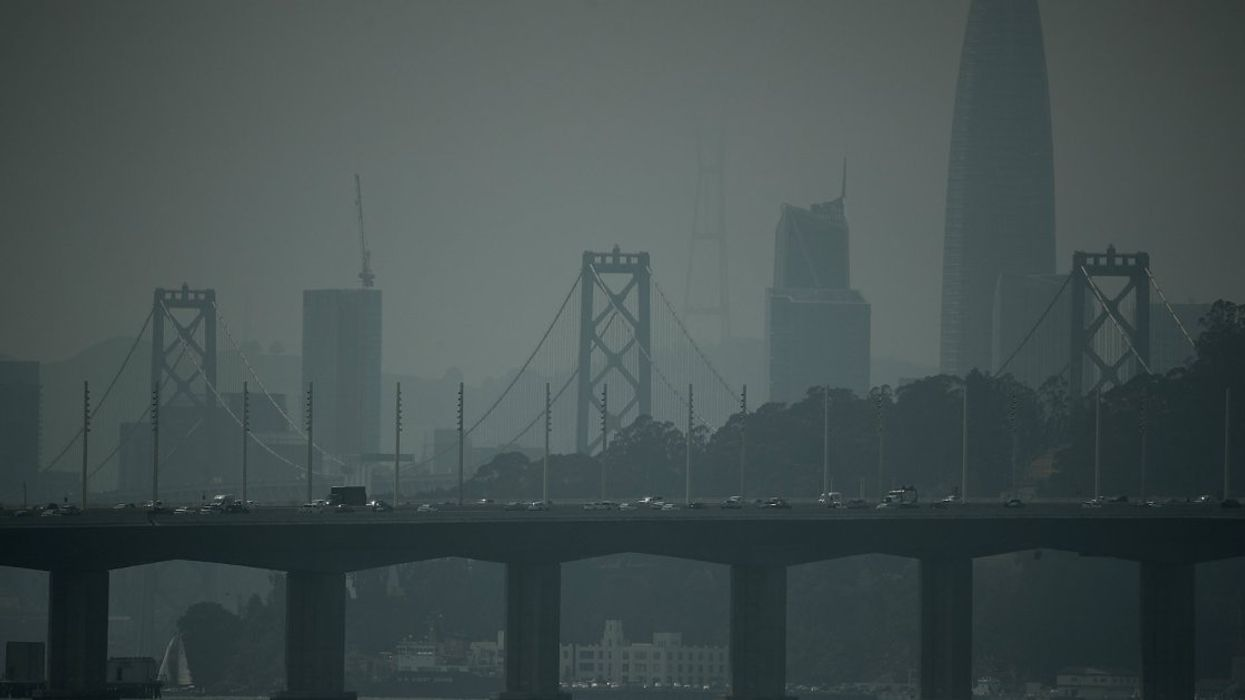 Smoke Is a Big Health Risk as California Wildfires Rage On