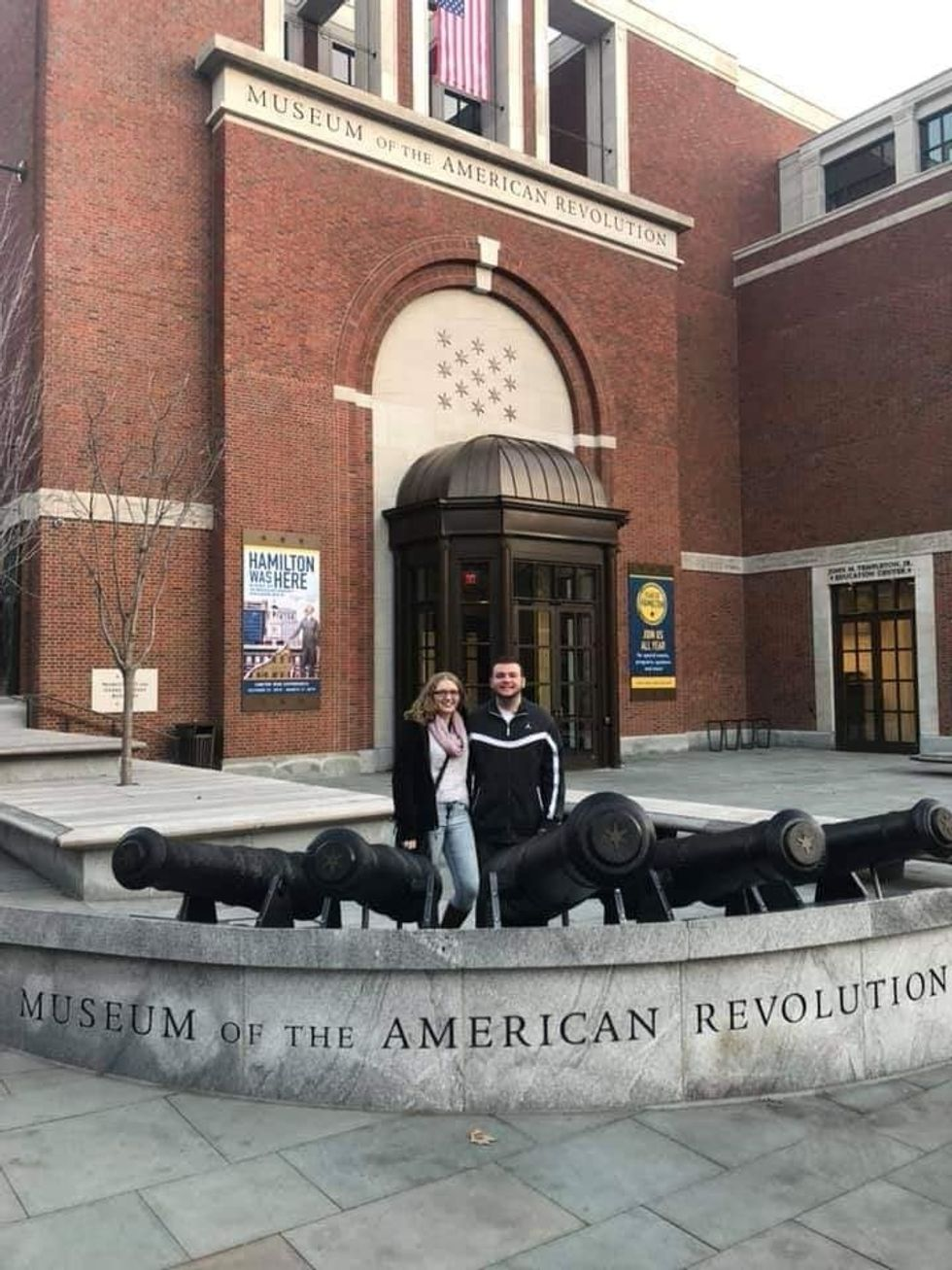 Even If You're Not A History Buff, You Should Visit The Museum Of The American Revolution
