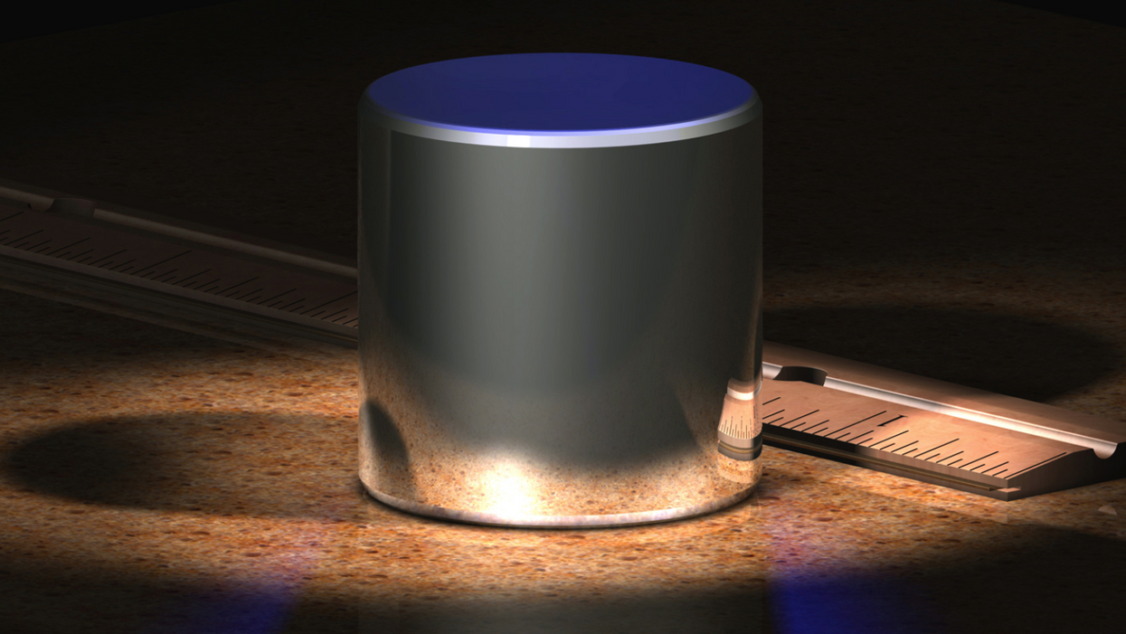 Scientists just voted to change the definition of a kilogram