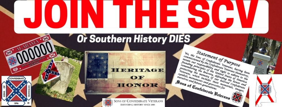 My Opinion Of The Sons Of Confederate Veterans
