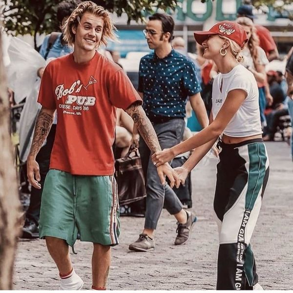 Justin Bieber and Hailey Baldwin Are Definitely Married