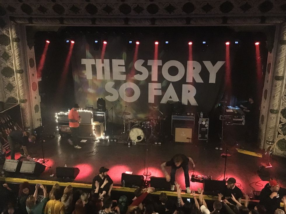 Your 'Proper Dose' Of The Story So Far
