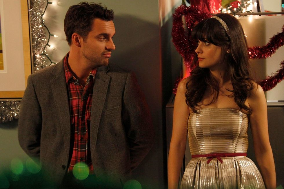 How Your College Break, Holiday Season Will Probably Go Down, As Told By 'New Girl'