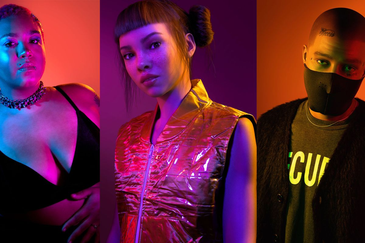 Lil Miquela, Jazzmyne Robbins, and More Support Planned Parenthood in Portrait Series