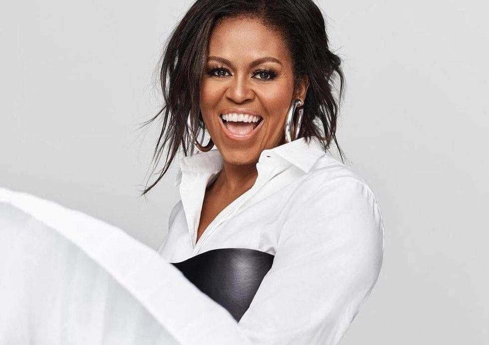 5 Things We Took From Michelle Obamas ELLE Interview
