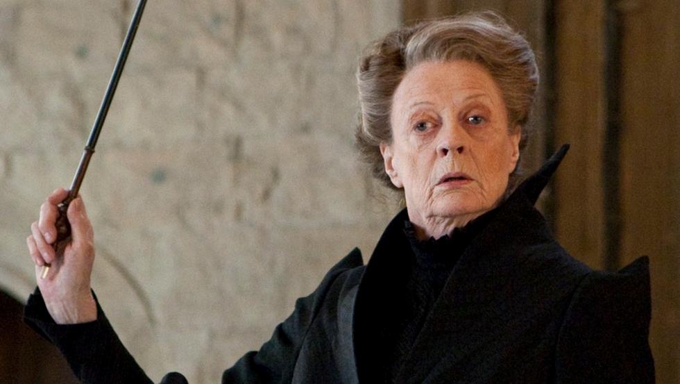Fantastic Beasts: The Crimes of Professor McGonagall