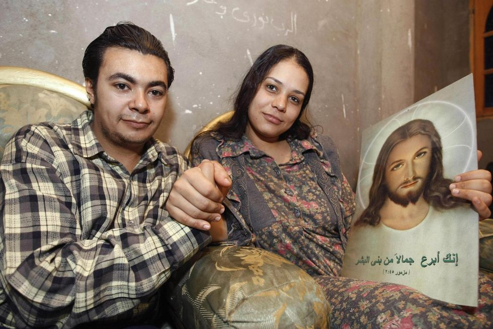 Droves of Middle East Muslims are converting to Christianity