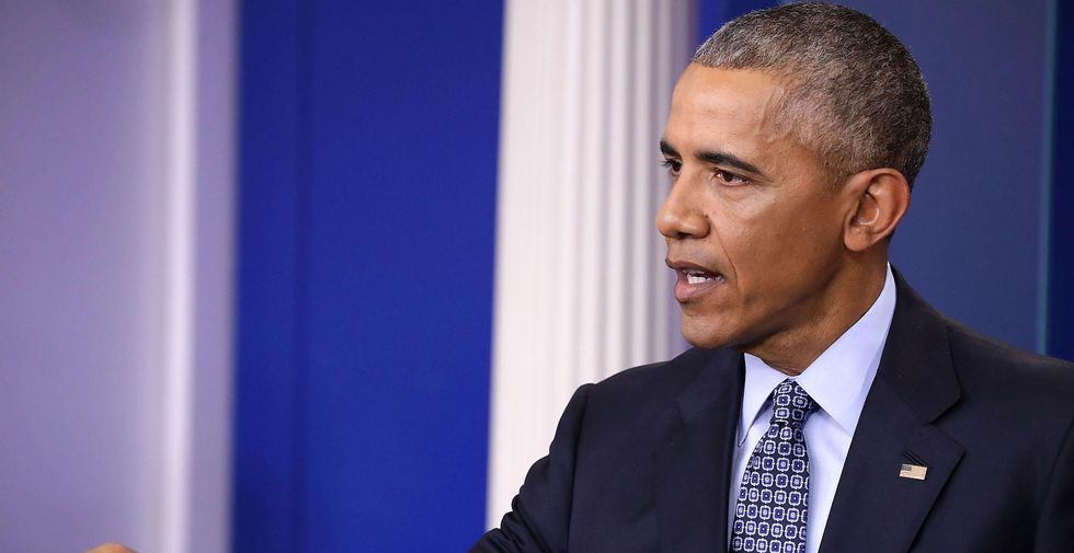 Obama squeezes in $500 million payment to UN climate fund on his way out the door