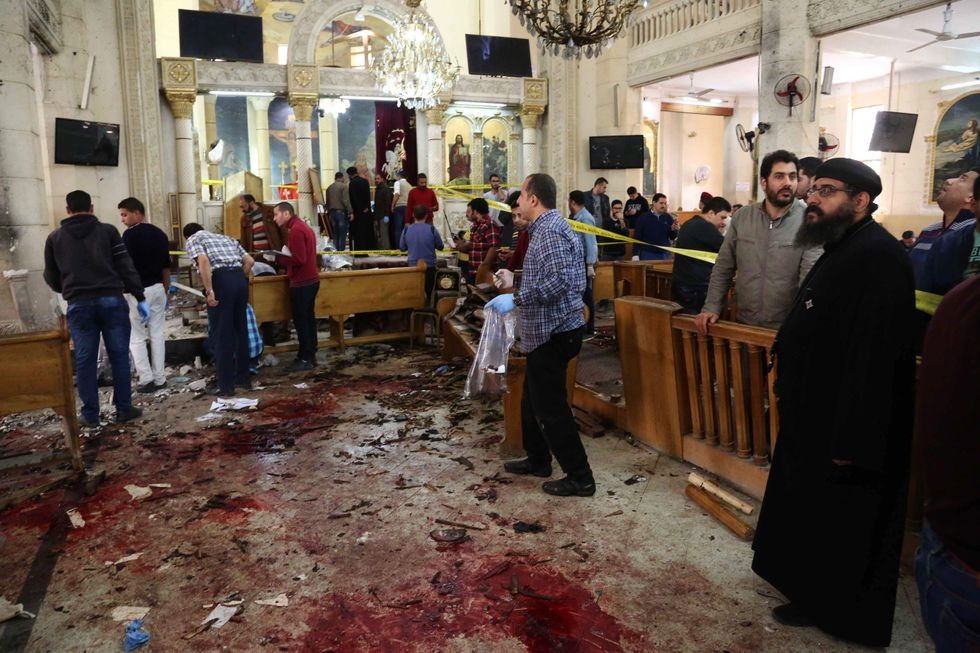 Dozens of Christians killed in Palm Sunday bombings in Egypt — now ISIS has released a statement