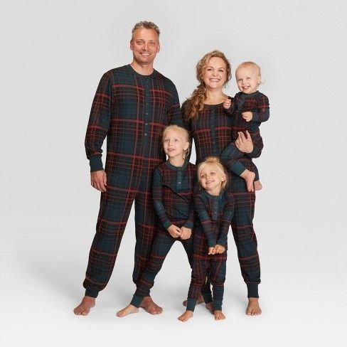 4a8c2d25 Plaid Family Pajama Collection, Hearth & Hand with Magnolia, Target,  $7.99-$26.99