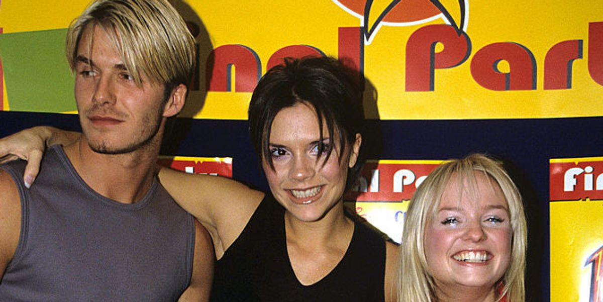Victoria Beckham Won't Join the Spice Girls On Tour