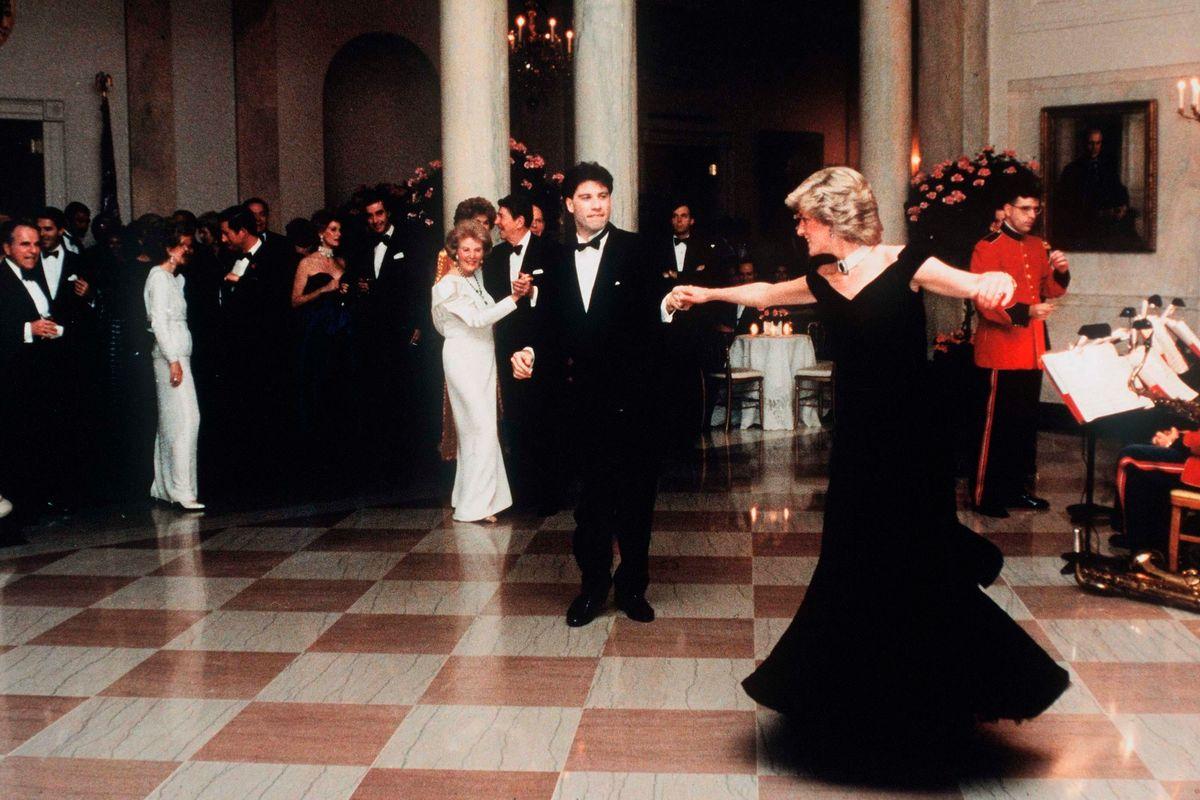Hollyweird: Princess Diana Never Wanted to Dance With John Travolta