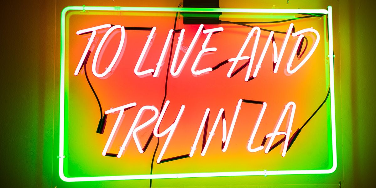 Lloyd Pursall's 'To Live and Try in LA' Pays Homage to Dreamers
