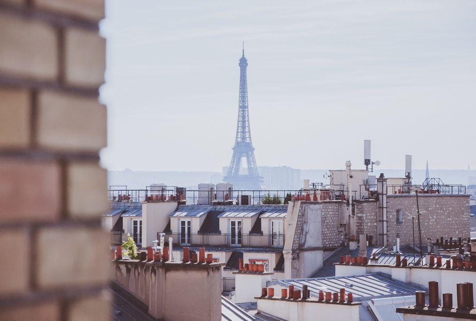 Fiction On Odyssey: Paris After Twenty Excerpt