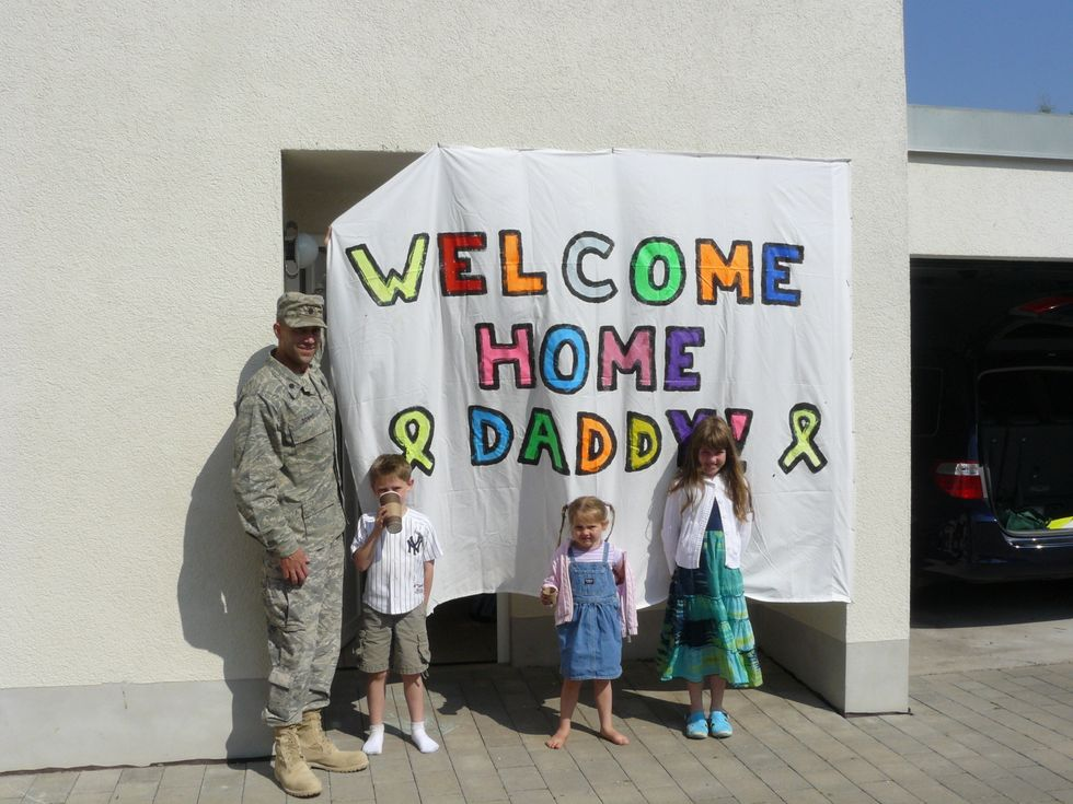 As A Military Kid, I Can't Answer 'Where Are You From?'