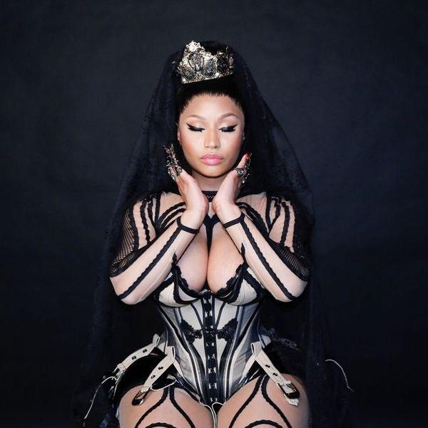 Nicki Minaj Just Clocked Her 100th Billboard Hot 100 Appearance