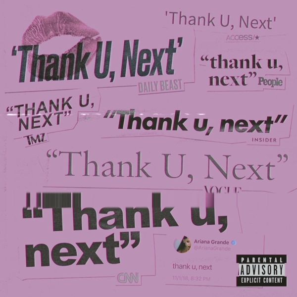 The 'Thank U, Next' Meme Is Destined For Greatness
