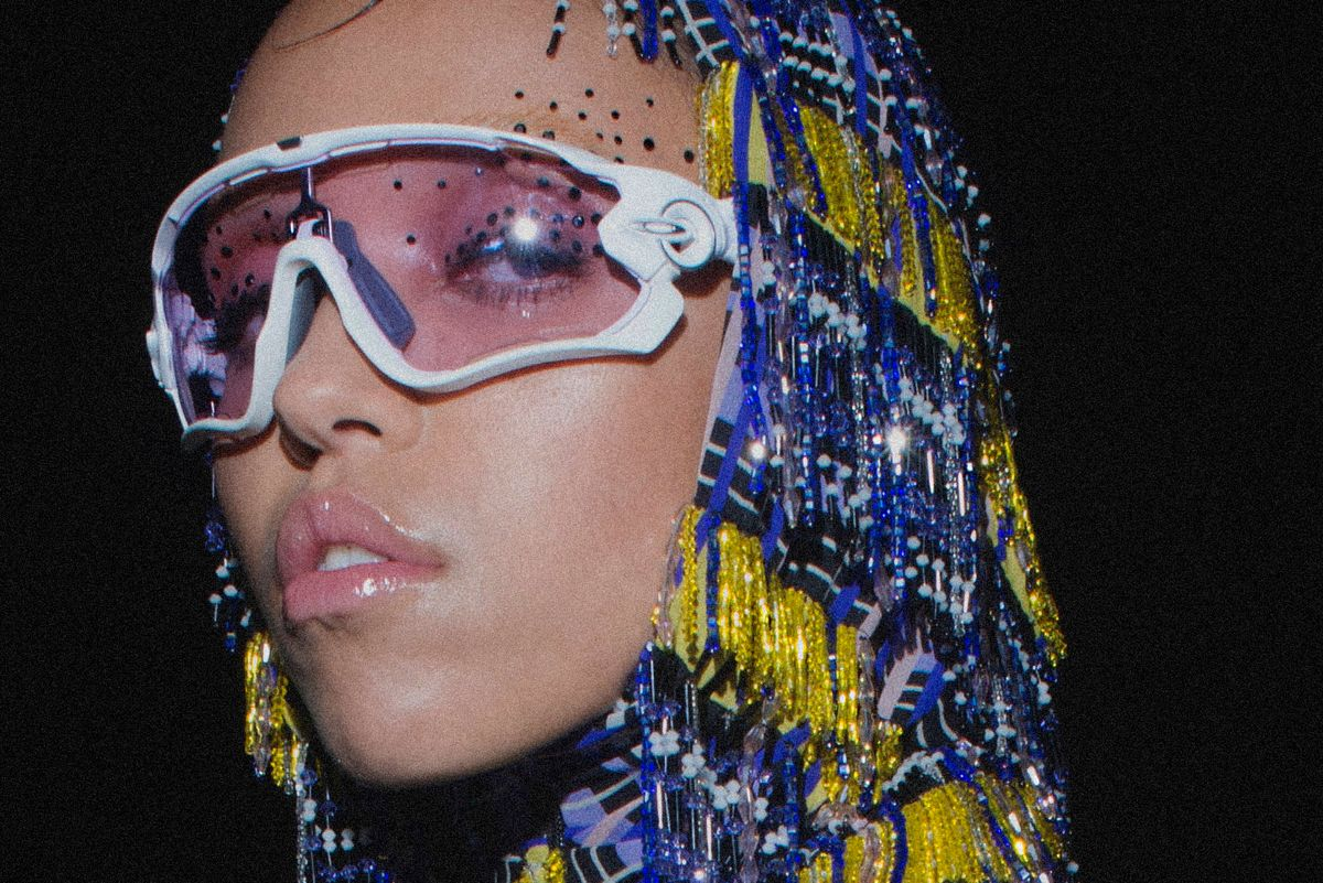 FKA Twigs Is An Alien Princess In The Latest Issue of Her Zine