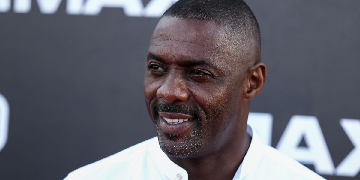 'People' Correctly Chooses Idris Elba as Sexiest Man Alive