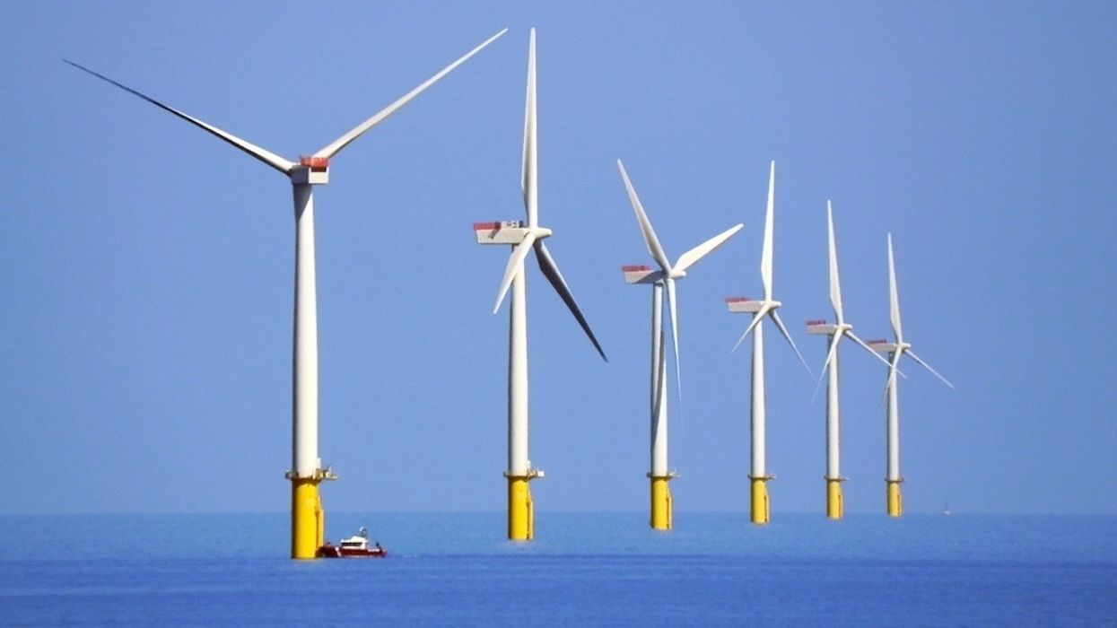 Britain Achieves the 'Unthinkable' as Renewables Leapfrog Fossil Fuel Capacity