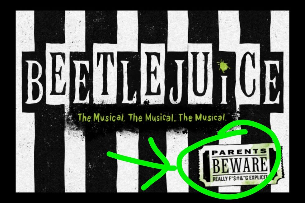 New Beetlejuice Musical Brings New Grit Popdust