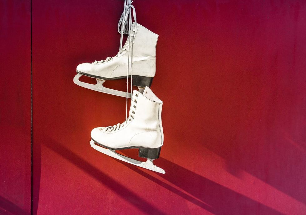 A Brief Recollection Of My Life As A Figure Skater