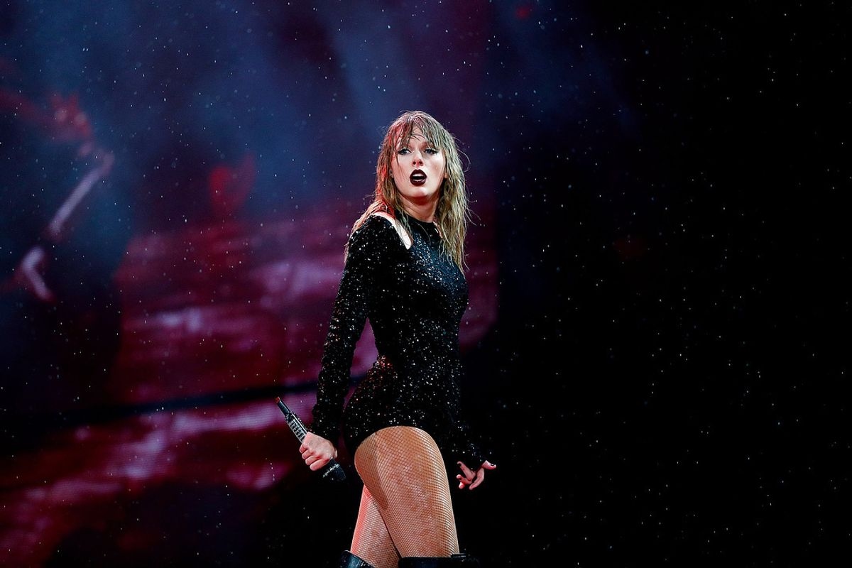 Will Taylor Swift Swing the Midterms?