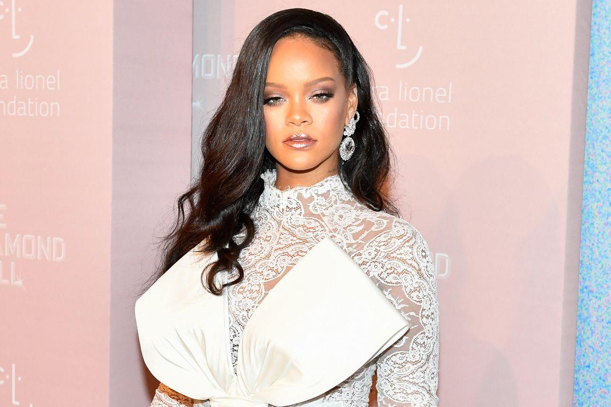 Rihanna Reportedly Sends Trump a Cease and Desist