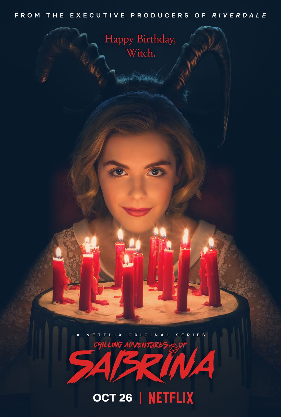 Add 'The Chilling Adventures Of Sabrina' To Your Watchlist Right Now