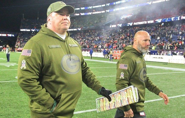 4700e05bb6f8a8 Why Bill Belichick doesn't wear NFL 'Salute to Service' gear - We ...