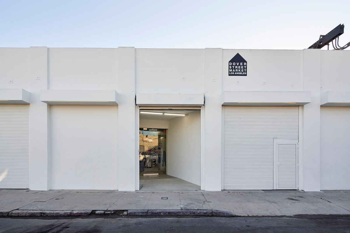 Dover Street Market Takes on Los Angeles