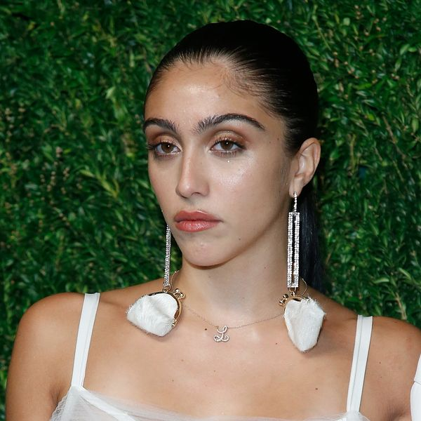 We're Obsessed With Lourdes Leon's Coin Purse Earrings