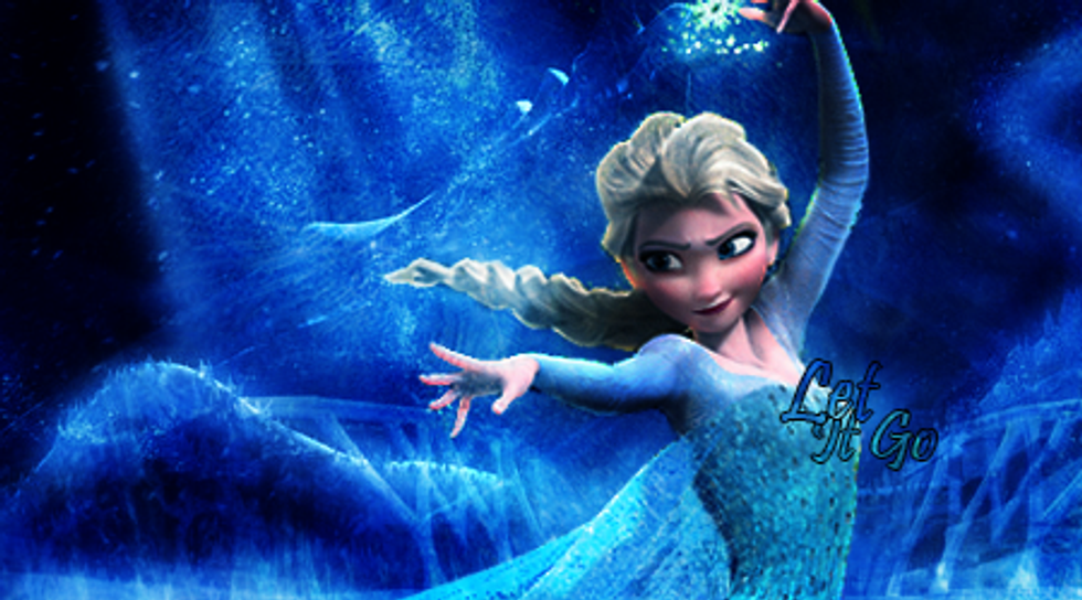 "Why The Phrase ""Let It Go"" For Our Situations In Life Is Flawed"