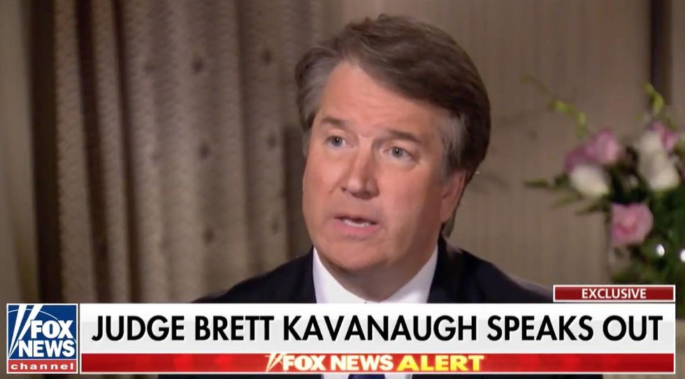 Brett Kavanaugh makes a startling admission in interview over sex abuse accusations