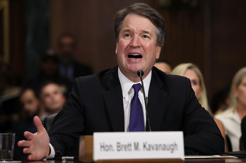 Sports writer says Kavanaugh should never be allowed to coach b-ball again. The backlash is brutal.
