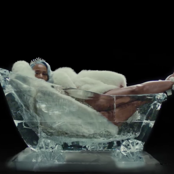 Kash Doll Debuts Sexy New 'Ice Me Out' Visuals