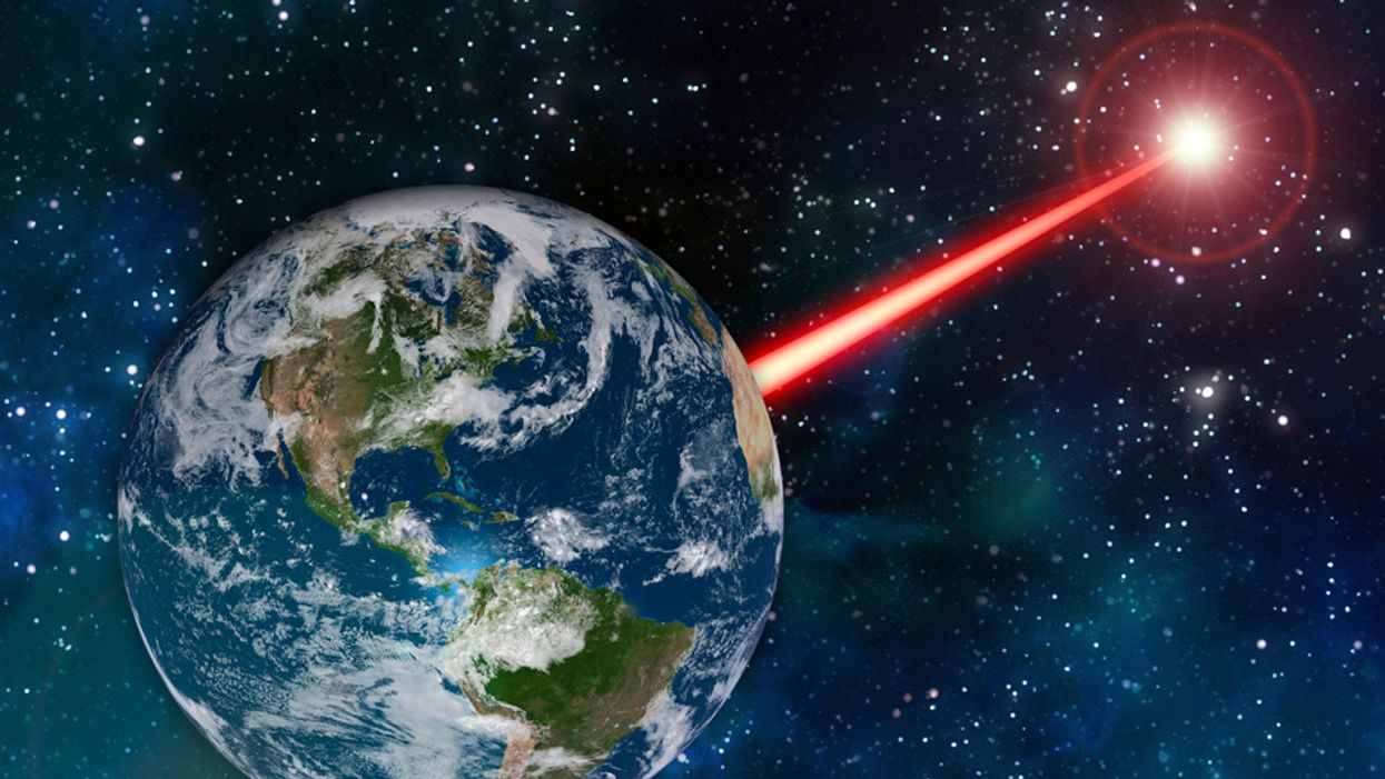 MIT scientists propose giant laser beacon to attract alien attention