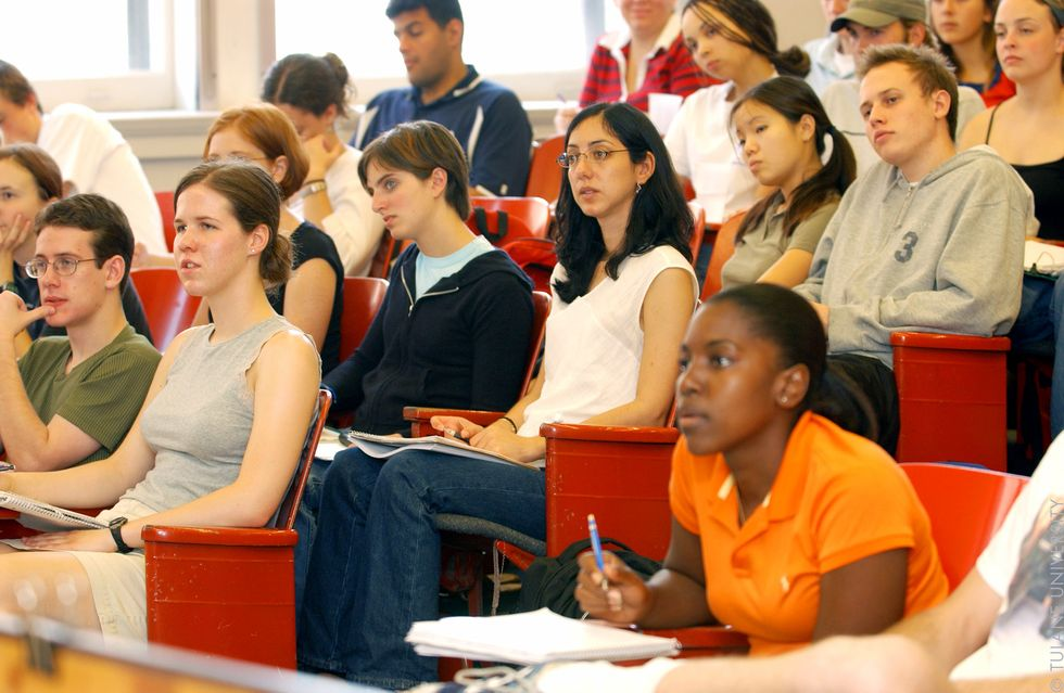 The Key To Choosing Classes You Won't Immediately WantTo Withdraw From