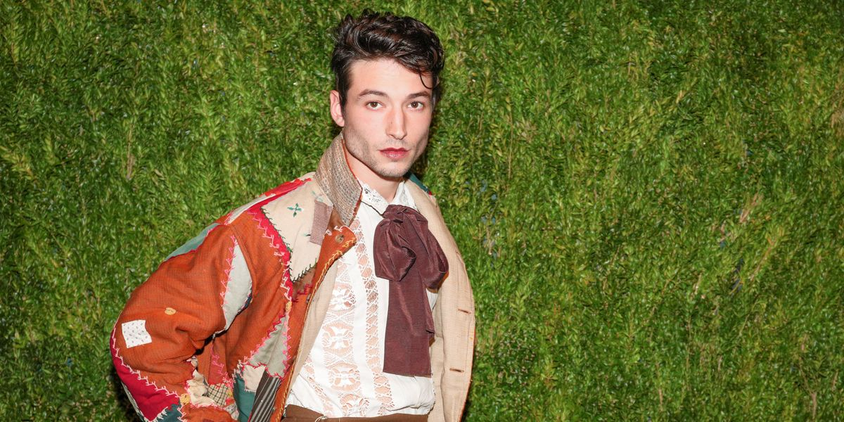 Ezra Miller Opens Up About Underage #MeToo Experience