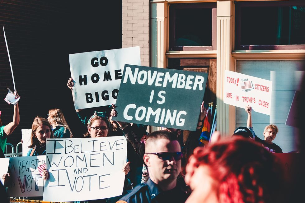 So, The Midterm Elections Are Over... Now What?