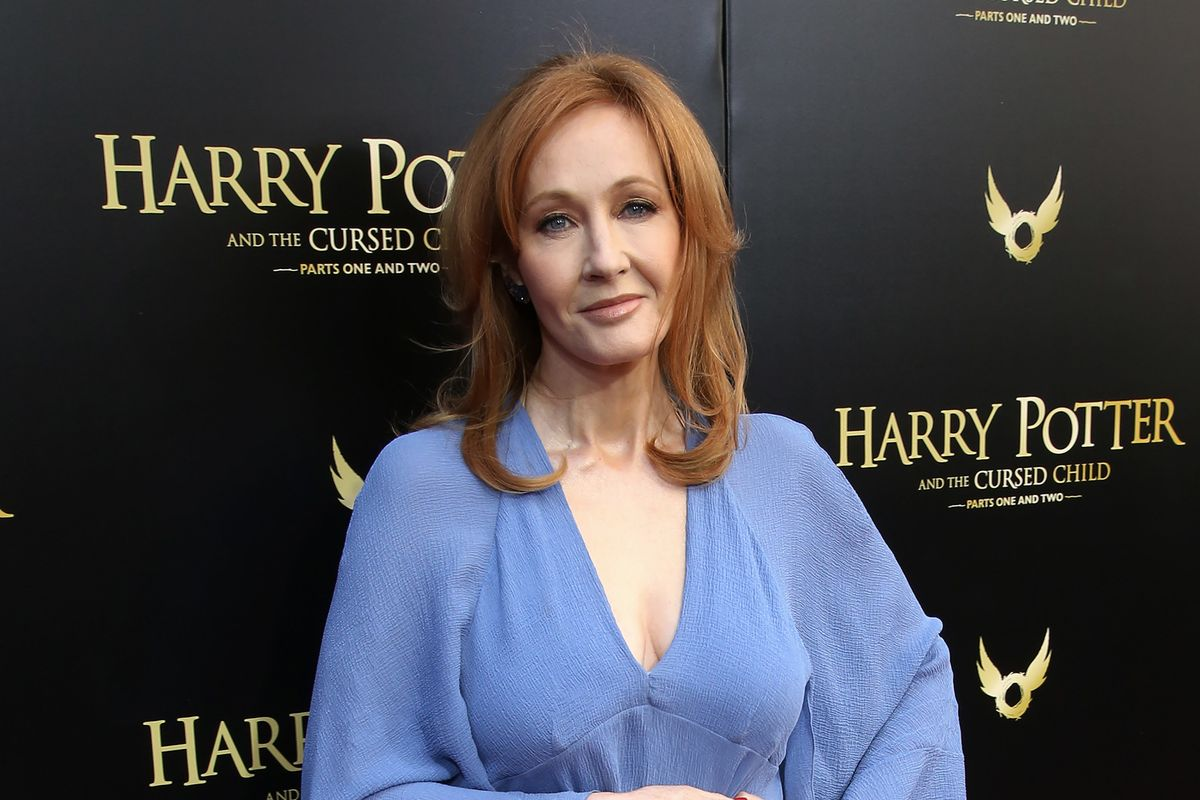 Even JK Rowling Fell Victim To The Year Of The Scam
