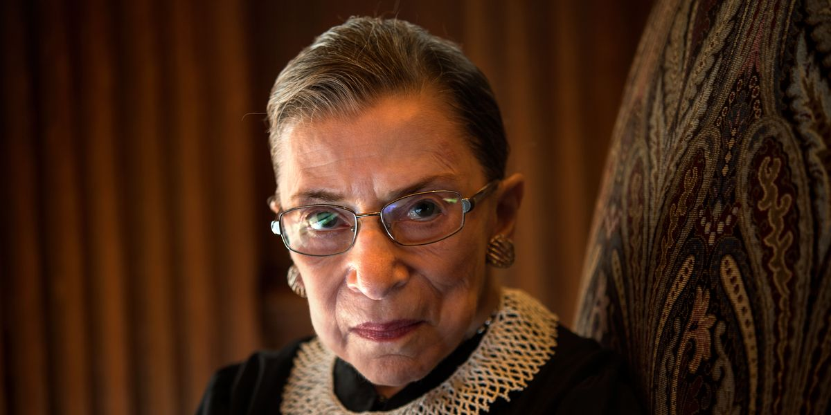 Ruth Bader Ginsburg Has Been Hospitalized