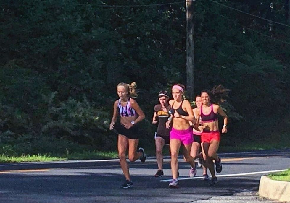 A Recent Sports Bra Suspension At Rowan University Has Female Athletes Outraged