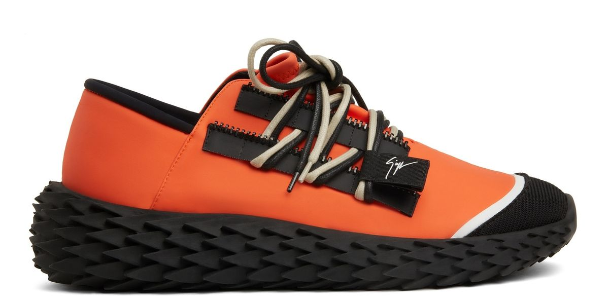Giuseppe Zanotti Launches a Sneaker Inspired by Sea Urchins