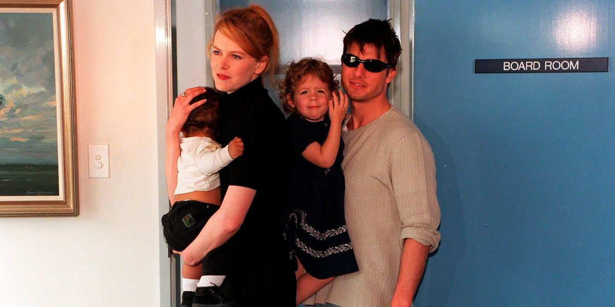 Nicole Kidman Gave a Rare Interview About Her Kids With Tom Cruise