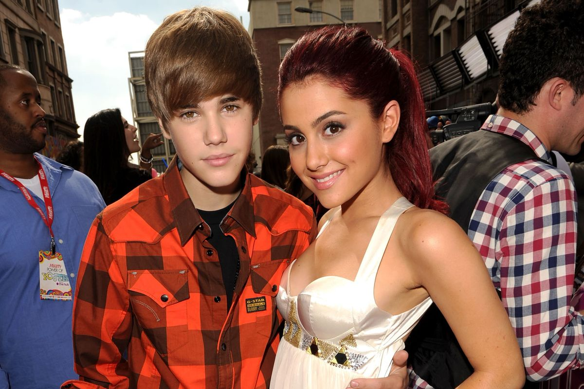 Justin Bieber Loves Ariana Grande's New Phase, Too