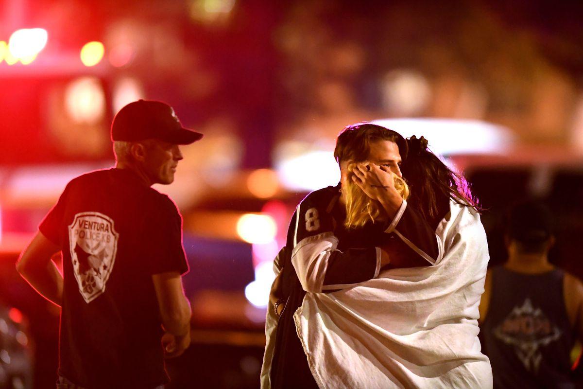 Survivors of the Las Vegas Massacre Were Among Those At Thousand Oaks
