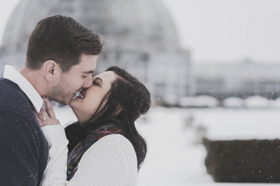 21 Festive Dates to Get You and Your S.O. Into the Holiday Spirit